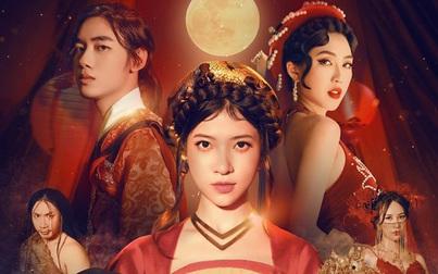 """K-ICM """"vướng"""" tình tay 3 với Tường Linh, Xesi trong MV cổ trang"""