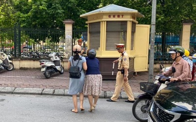 Diễn biến bất ngờ vụ CSGT bị tố giật ngã 2 cô gái đi đường