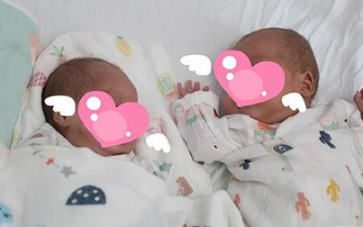"""""""Cuộc chiến"""" giành sự sống cho 2 bé sinh non lúc 25 tuần"""