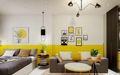 5 phong cách nội thất hiện đại cho căn hộ 30m2