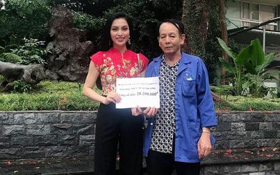 Nghệ sĩ, khán giả góp hơn 300 triệu đồng ủng hộ NSƯT Tuấn Phương