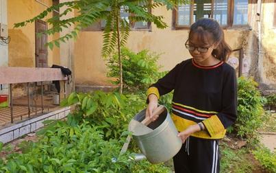 Kỳ thi THPT quốc gia: Cô học trò khuyết tật người Jrai với ước mơ làm cô giáo