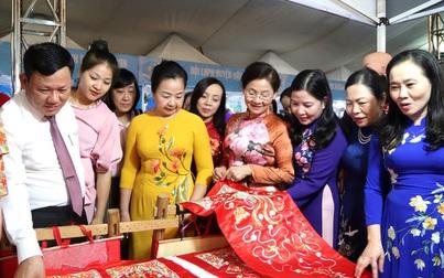 Phụ nữ Thanh Hóa giới thiệu 900 sản phẩm trong Ngày phụ nữ sáng tạo - khởi nghiệp