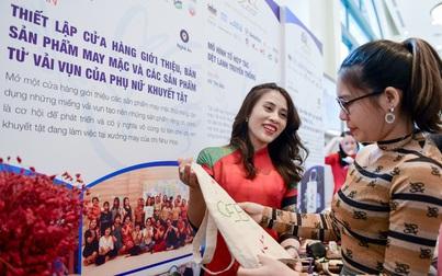 Giúp phụ nữ khuyết tật thêm cơ hội thực hiện khát khao độc lập kinh tế