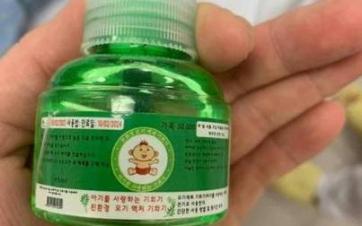 Nhập viện do ngộ độc đèn xông tinh dầu đuổi muỗi: Mối nguy từ hóa chất giả tinh dầu
