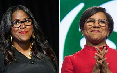 2 nữ CEO gốc Phi nổi bật nhất nước Mỹ