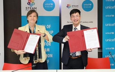 Cơ hội giáo dục STEAM bình đẳng cho trẻ em Việt Nam