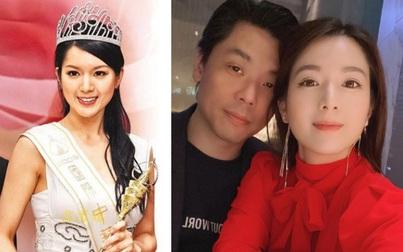 Chồng không muốn có con, Hoa hậu Hong Kong quyết dọn khỏi nhà sống một mình