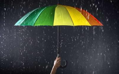 Bài học cuộc đời từ một cơn mưa