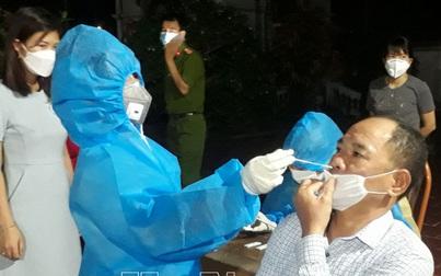 Ghi nhận nhiều ca nhiễm Covid-19, Hà Nam họp khẩn trong đêm