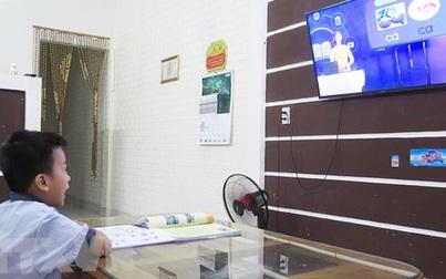 Phát sóng bài giảng lớp 1 và 2 trên 3 kênh truyền hình quốc gia