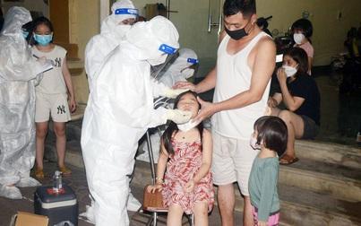 Sở Y tế Hà Nam thông tin 8 trường hợp mới phát hiện dương tính với SARS-CoV-2
