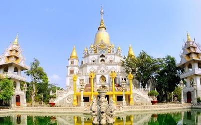 Chùa Bửu Long, niềm tự hào của kiến trúc Phật giáo Nam tông