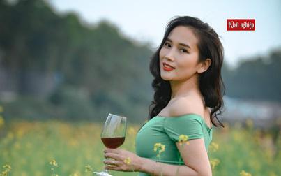 Tiên phong sản xuất nước hoa quả lên men dành riêng cho phái đẹp