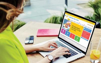 Phòng dịch Covid-19, người tiêu dùng được hưởng nhiều ưu đãi khi giao dịch trực tuyến