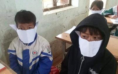Xem xét thu hồi quyết định kỷ luật cô giáo ở Nghệ An đăng ảnh học sinh đeo khẩu trang giấy lên mạng xã hội