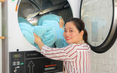 Mang dịch vụ giặt là 5 sao trọn gói đến từng hộ gia đình