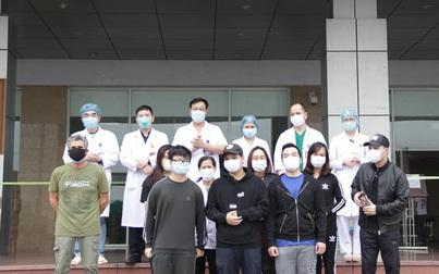 Thêm 11 người nhiễm COVID-19 được BV Bệnh Nhiệt đới TƯ chữa khỏi