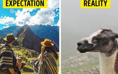 """Đi du lịch quên xem ngày, du khách """"than trời"""" vì điểm đến ở ngoài khác xa trên mạng"""