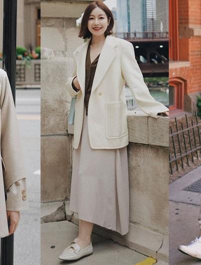 Mix được cả chục set đồ xịn đẹp chỉ với một kiểu blazer