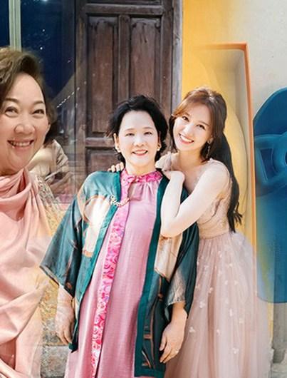 Hari Won gửi tặng dép bệt đắt đỏ tới cả mẹ chồng và mẹ đẻ