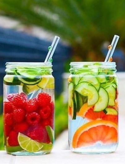 5 công thức nước detox chị em nên bổ sung vào thực đơn đồ uống để giảm cân và thanh lọc cơ thể
