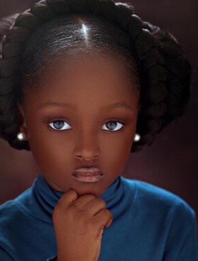 Cuộc sống sang chảnh của cô bé châu Phi đẹp nhất thế giới sau 2 năm nổi tiếng