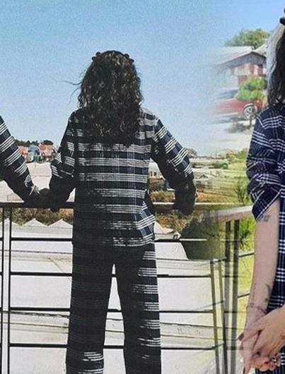 Ngô Thanh Vân diện đồ đôi với chàng trai bí ẩn