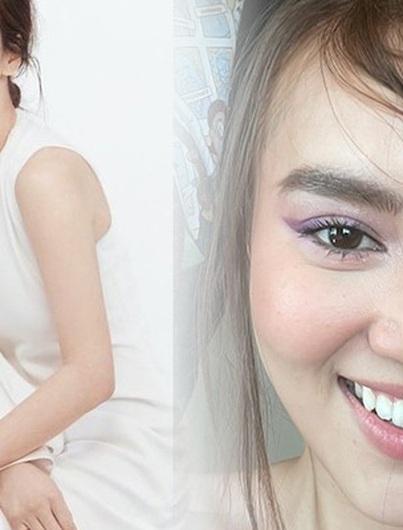 Ninh Dương Lan Ngọc tự so sánh vui với Song Hye Kyo