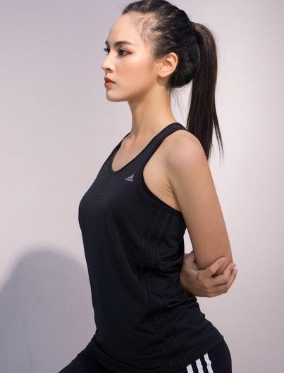 """Đại diện Việt Nam sẽ thể hiện điệu """"dáng đi con vịt"""" tại Miss Charm 2020"""