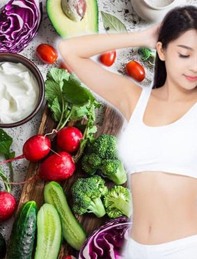 Mùa dịch, thay vì mì tôm, chị em nên ăn những thực phẩm tốt cho sức khỏe và vóc dáng