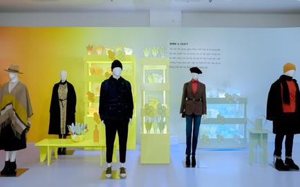 Triển lãm thời trang thu đông Nhật Bản tại Hà Nội