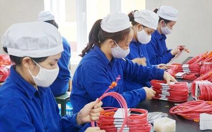Phụ nữ Tổng cục Công nghiệp Quốc phòng: Giảm tỷ lệ hội viên khó khăn còn dưới 1%