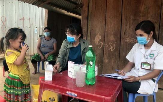 Bệnh nhi 4 tuổi mắc bệnh bạch hầu, cả làng phải uống thuốc dự phòng