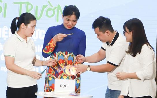 """Hội LHPN Việt Nam phát động """"Tử tế vì môi trường"""" hưởng ứng Chiến dịch Làm cho thế giới sạch hơn năm 2020"""