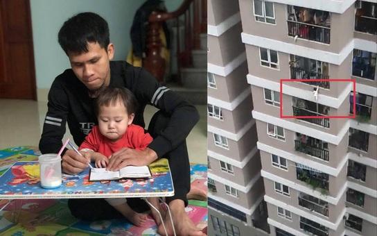 """""""Người hùng"""" cứu cháu bé rơi từ tầng 12 chung cư: """"Lúc nhìn cháu bé, tôi nghĩ ngay đến con mình"""""""