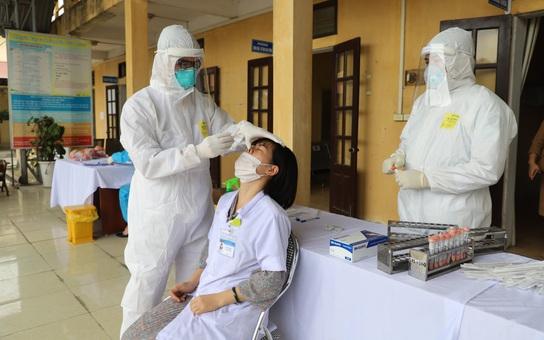 Bộ Y tế xác nhận có thêm 32 ca nhiễm Covid-19 chỉ trong hơn 5 tiếng