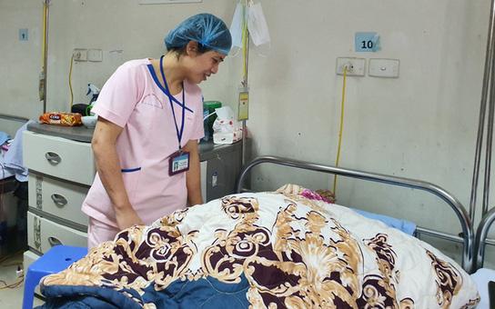 Gieo niềm tin, hy vọng cho bệnh nhân quan trọng không kém việc cứu người
