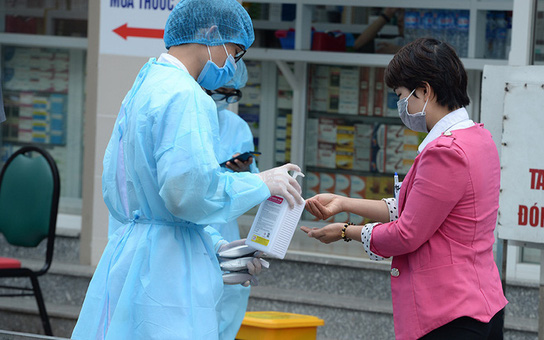 Thêm 6 nhân viên cung cấp nước sôi cho BV Bạch Mai nhiễm COVID-19