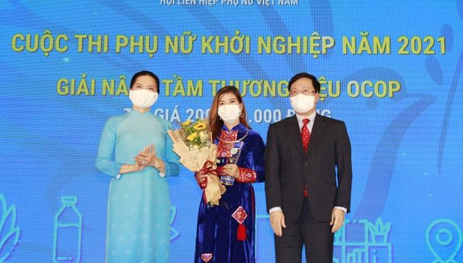 Cô gái Tày tự tin khởi nghiệp, nâng tầm nông sản miền núi