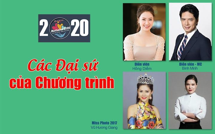 """Thu Minh, Trần Mạnh Tuấn tham gia Gala Mottainai """"Trao yêu thương - Nhận hạnh phúc"""" 2020 lần đầu tiên được tổ chức trực tuyến"""