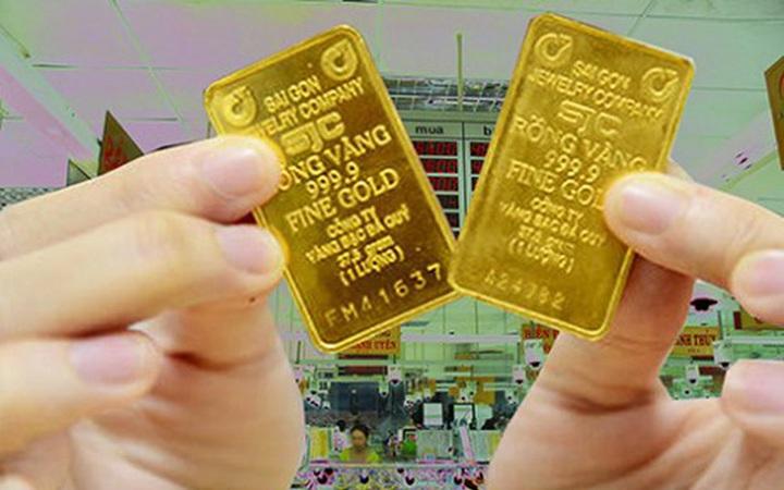 Giá vàng quay đầu giảm sau khi phá ngưỡng 58 triệu đồng