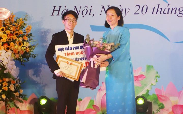 Học viện Phụ nữ Việt Nam chào đón hơn 1.150 sinh viên bước vào năm học 2021-2022