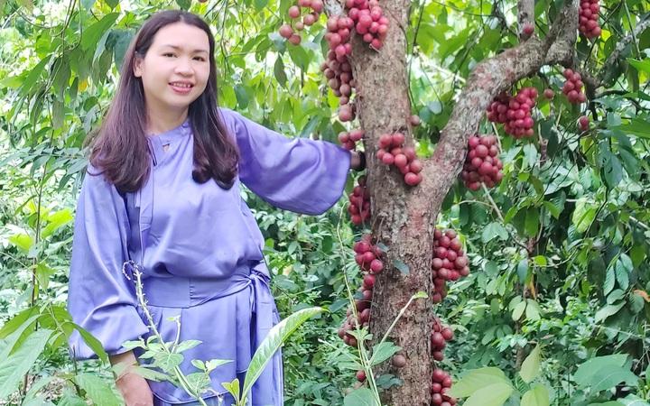 Muốn góp sức làm tăng độ màu mỡ đất nông nghiệp ở địa phương