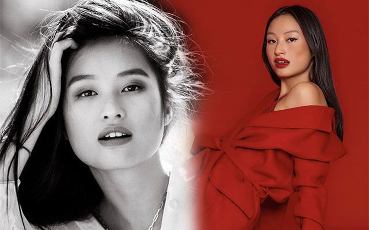 Nữ người mẫu đẹp như Hoa hậu có mẹ là diễn viên nổi tiếng Việt Nam