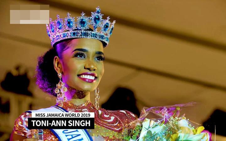 Người đẹp da màu Jamaica đăng quang Hoa hậu Thế giới 2019