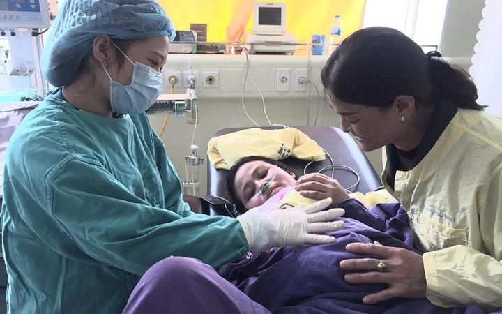 """Phòng sinh thân thiện và người đồng hành giúp thai phụ an tâm khi """"vượt cạn"""""""