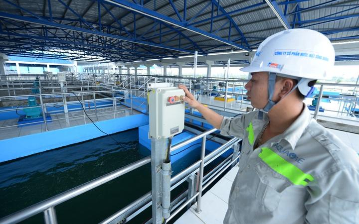 Sửa đổi quy định về quy hoạch cấp, thoát nước