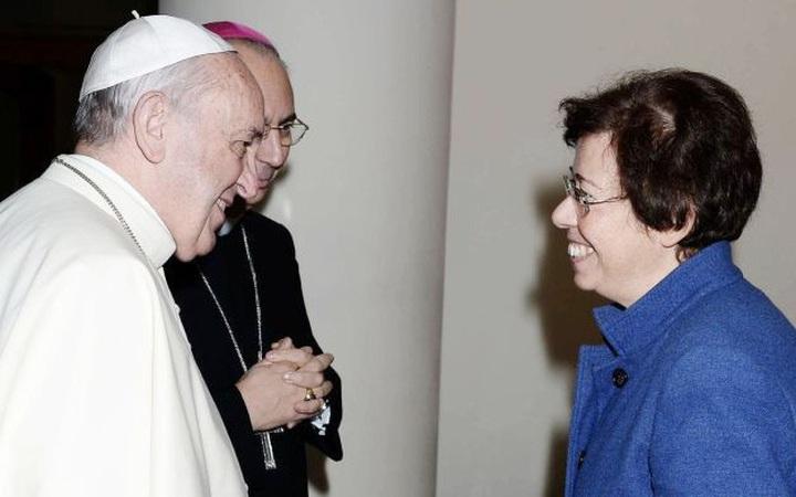 Nữ Thứ trưởng đầu tiên của Tòa thánh Vatican