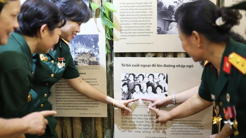 TRƯỜNG SƠN MỘT THỜI CON GÁI - Tập 2: Ký ức ở Trường Sơn